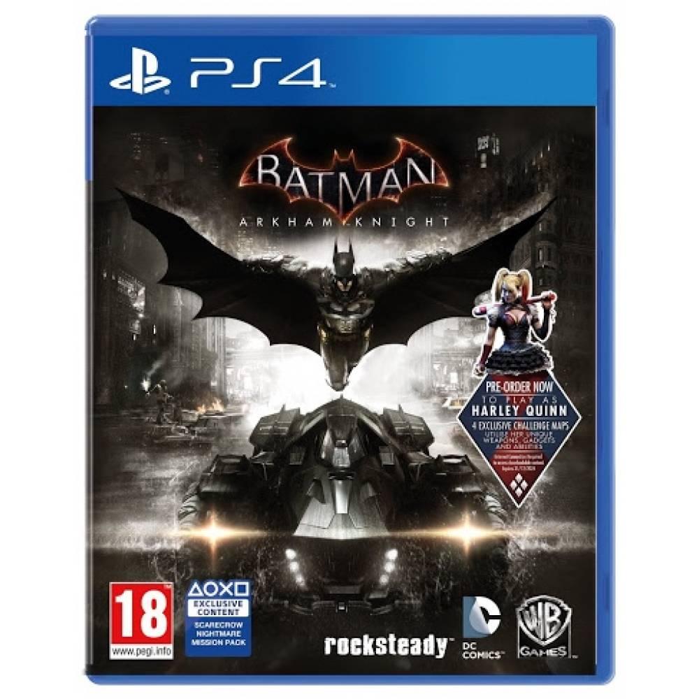 Batman: Arkham Knight (PS4/PS5) (Російські субтитри) (Batman: Arkham Knight (PS4/PS5) (RU)) фото 2