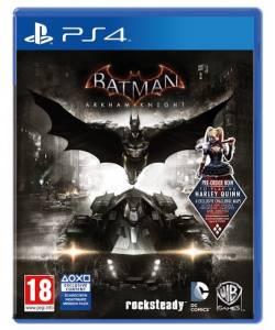 Batman: Arkham Knight (PS4/PS5) (Російські субтитри)