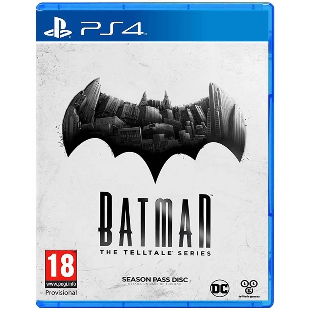 Batman: The Telltale Series (PS4/PS5) (Русские субтитры) (Batman: The Telltale Series (PS4/PS5) (RU)) фото 2