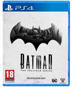 Batman: The Telltale Series (PS4/PS5) (Русские субтитры)