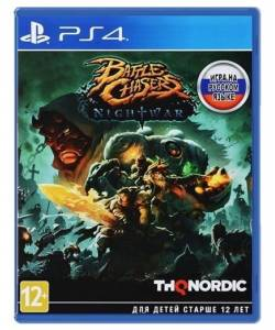 Battle Chasers: Nightwar (PS4/PS5) (Русская озвучка)