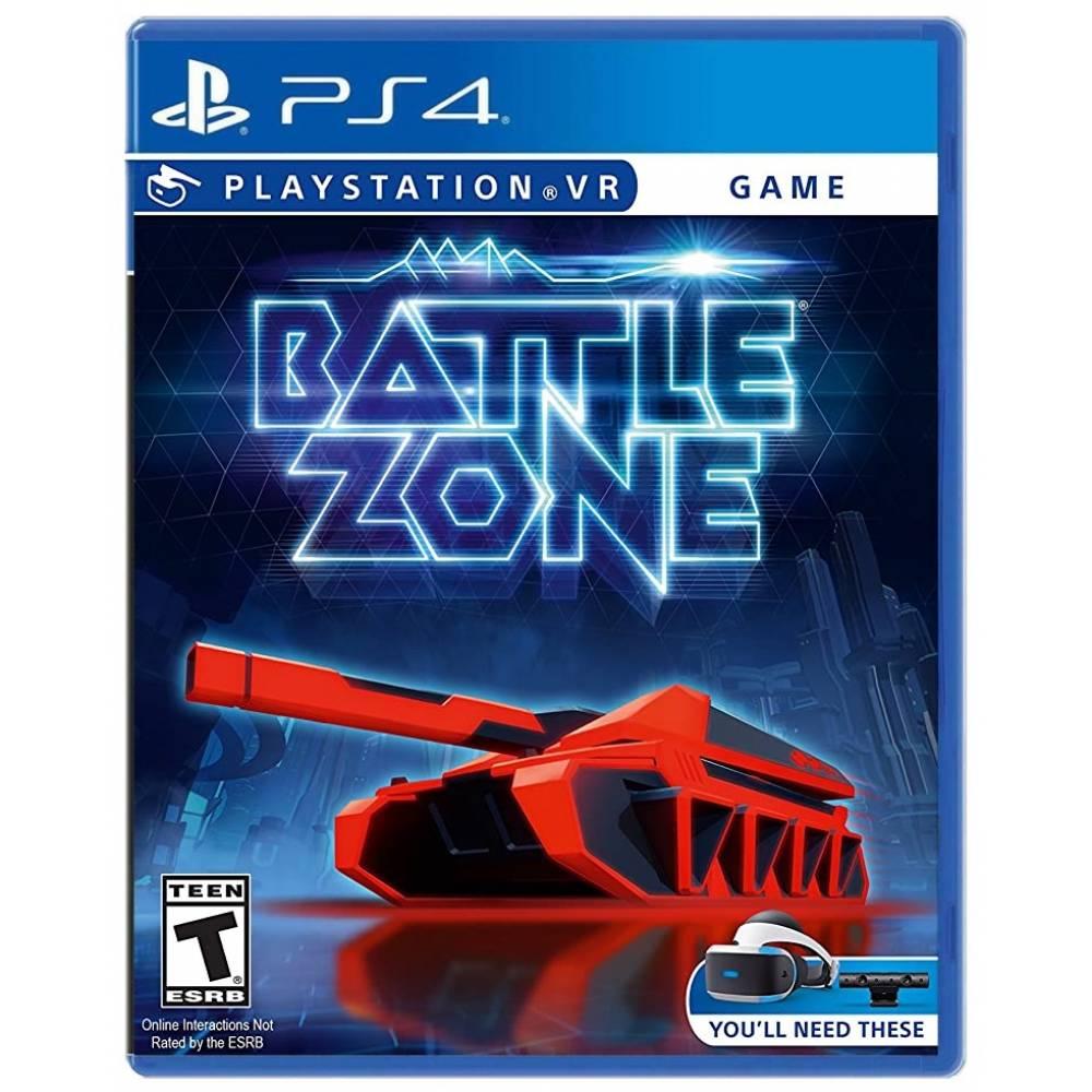 Battlezone VR (PS4/PS5) (Русские субтитры) (Battlezone VR (PS4/PS5) (RU)) фото 2