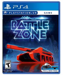 Battlezone VR (PS4/PS5) (Русские субтитры)