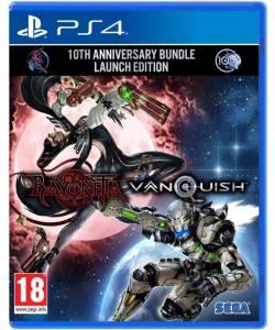 Bayonetta & Vanquish 10th Anniversary Bundle (PS4/PS5) (Английская версия)