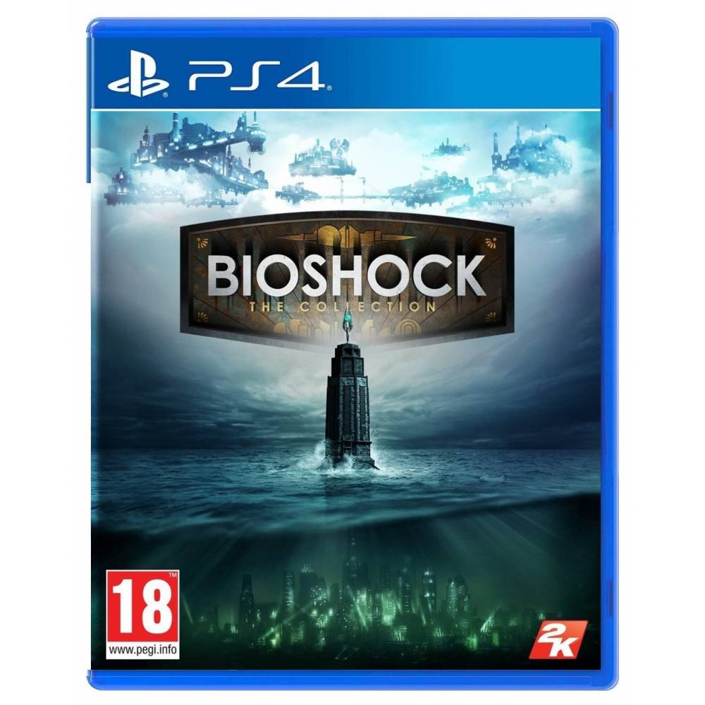 BioShock: The Collection (PS4/PS5) (Английская версия) (BioShock: The Collection (PS4/PS5) (EN)) фото 2