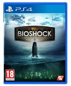 BioShock: The Collection (PS4/PS5) (Английская версия)