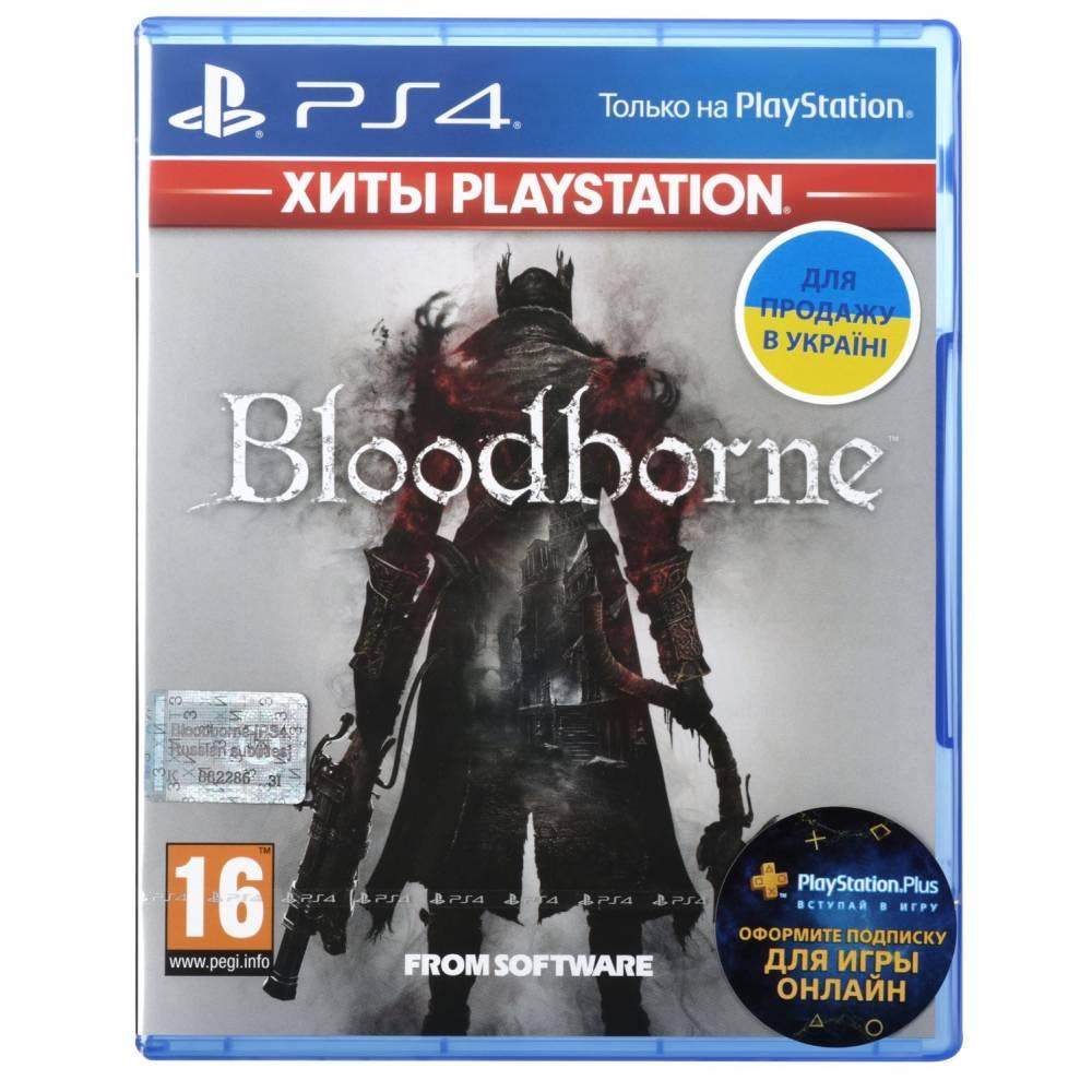 Bloodborne (PS4/PS5) (Русские субтитры) (Bloodborne (PS4/PS5) (RU)) фото 2