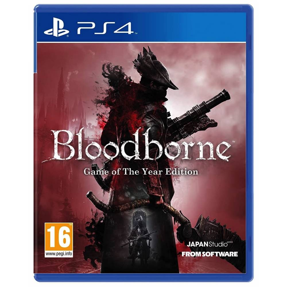 Bloodborne: Game of the Year Edition (PS4/PS5) (Русские субтитры) (Bloodborne: Game of the Year Edition (PS4/PS5) (RU)) фото 2