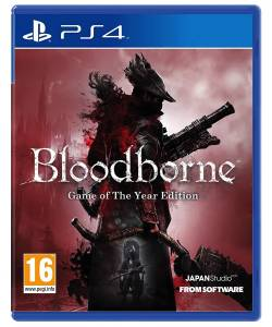 Bloodborne: Game of the Year Edition (PS4/PS5) (Русские субтитры)