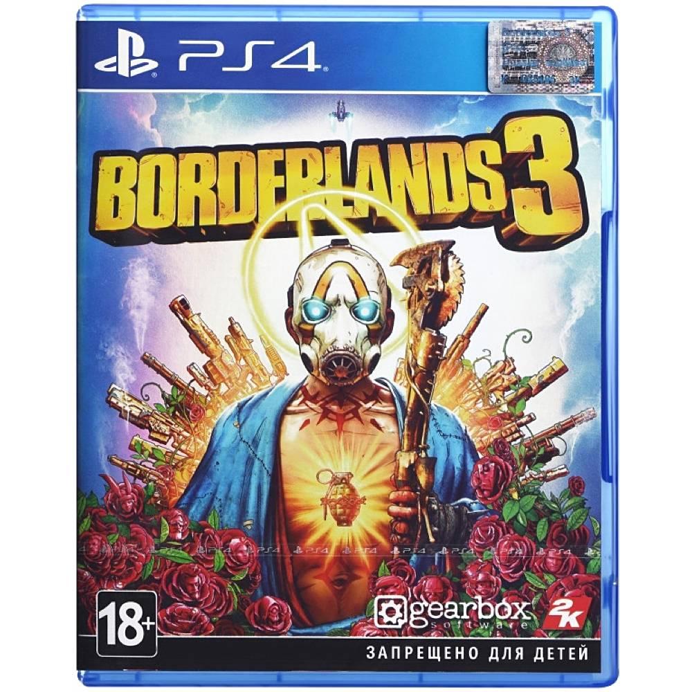 Borderlands 3 (PS4/PS5) (Русские субтиры) (Borderlands 3 (PS4/PS5) (RU)) фото 2