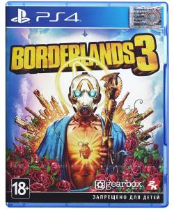 Borderlands 3 (PS4) (Русская версия)