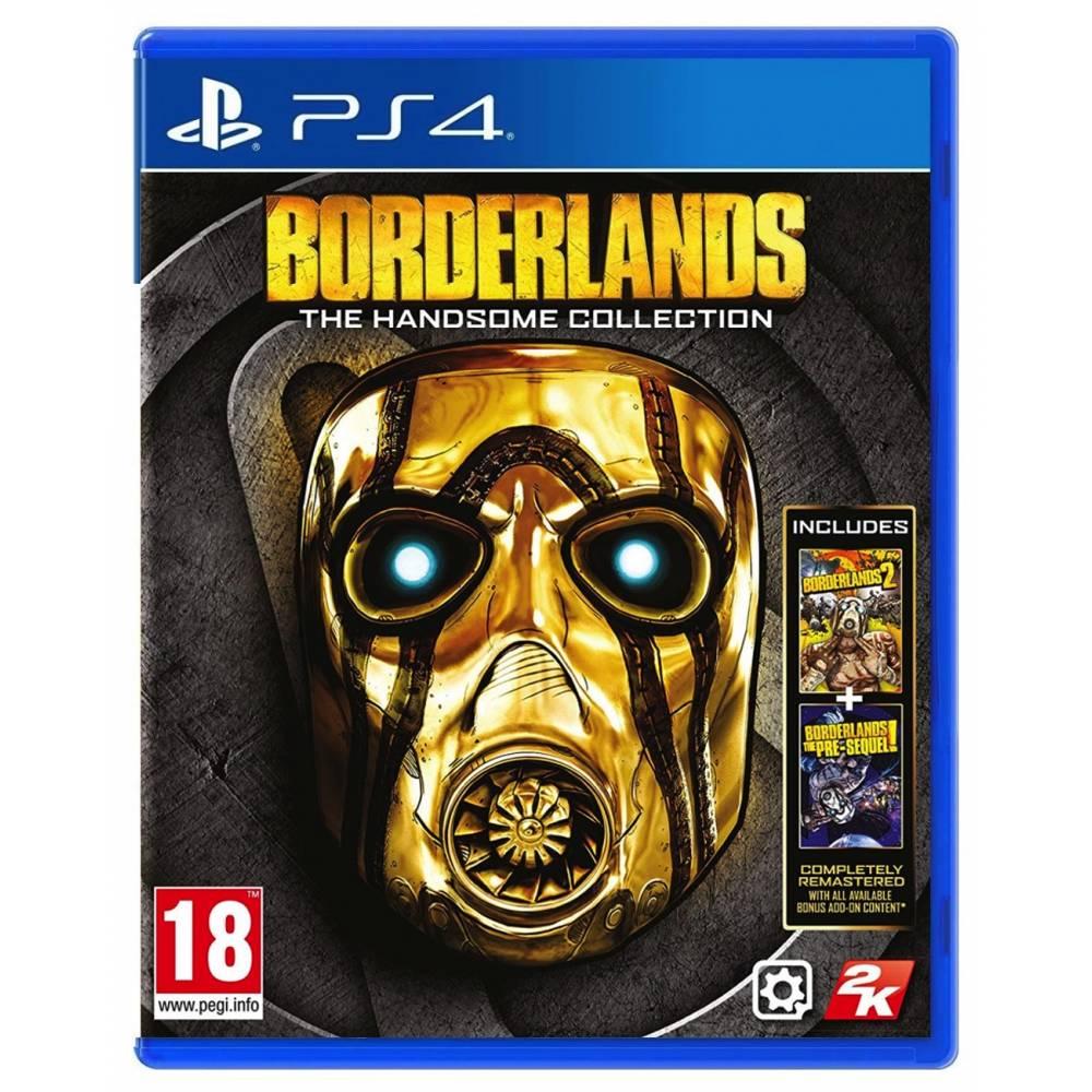 Borderlands: The Handsome Collection (PS4/PS5) (Англійська версія) (Borderlands: The Handsome Collection (PS4/PS5) (EN)) фото 2