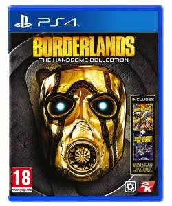 Borderlands: The Handsome Collection (PS4/PS5) (Англійська версія)