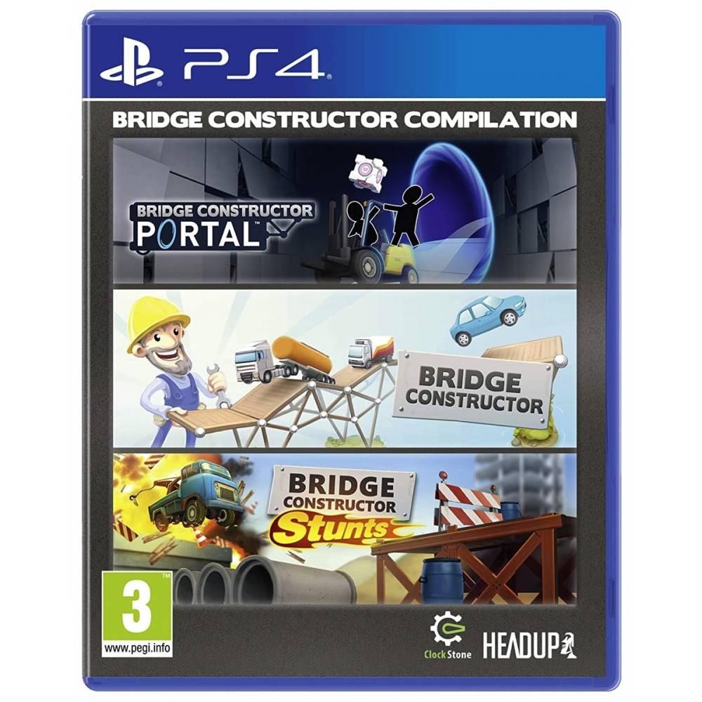 Bridge Constructor Compilation (PS4/PS5) (Русские субтитры) (Bridge Constructor Compilation (PS4/PS5) (RU)) фото 2