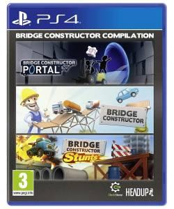 Bridge Constructor Compilation (PS4/PS5) (Русские субтитры)