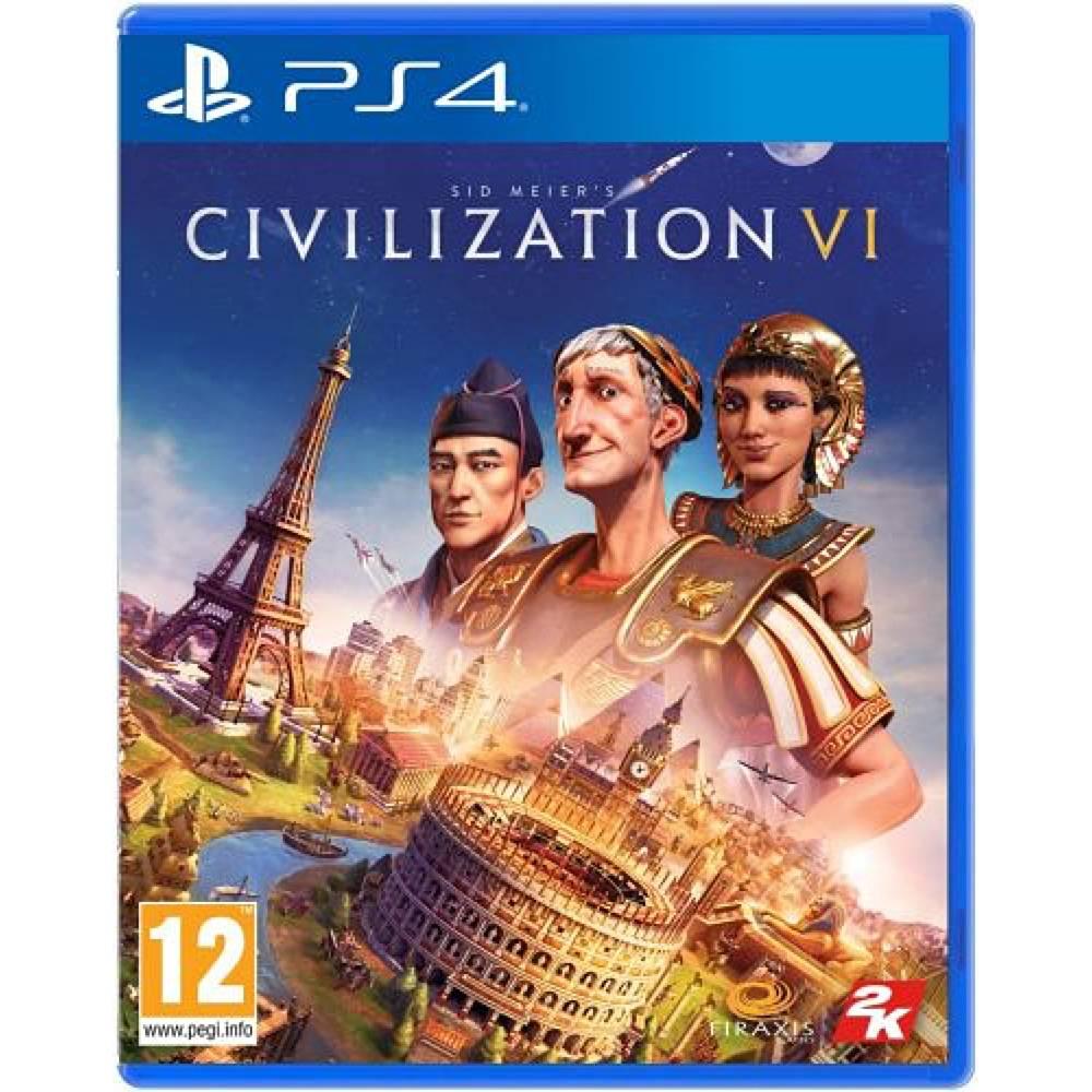 Sid Meier's Civilization VI (PS4/PS5) (Англійська версія) (Sid Meier's Civilization VI (PS4/PS5) (RU)) фото 2