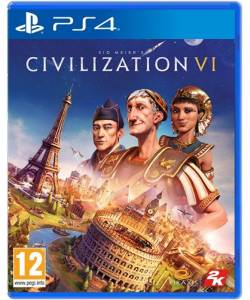 Sid Meier's Civilization VI (PS4/PS5) (Англійська версія)