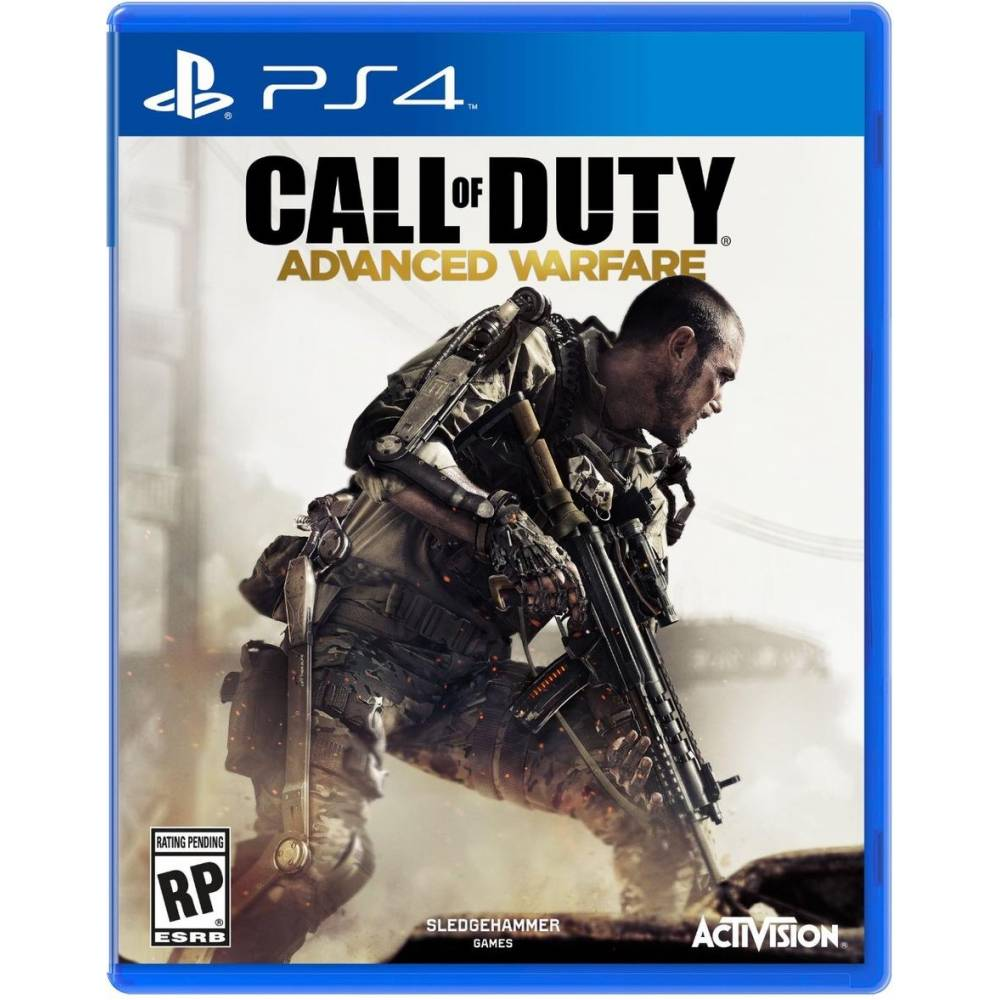 Call of Duty: Advanced Warfare (PS4) (Русская версия) (Call of Duty: Advanced Warfare (PS4) (RU)) фото 2