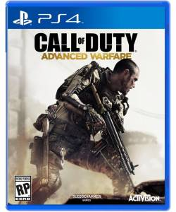 Call of Duty: Advanced Warfare (PS4) (Русская версия)