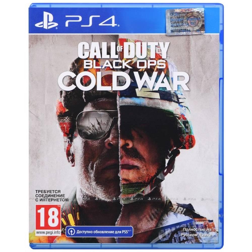 Call of Duty: Black Ops Cold War (PS4/PS5) (Російська озвучка) (Call of Duty: Black Ops Cold War (PS4/PS5) (RU)) фото 2