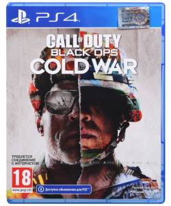 Call of Duty: Black Ops Cold War (PS4/PS5) (Російська озвучка)