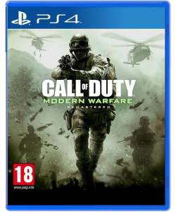 Call of Duty: Modern Warfare Remastered 2007 (PS4) (Русская версия)