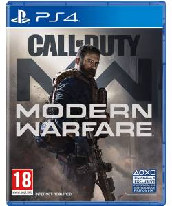 Call of Duty: Modern Warfare (PS4) (Русская версия)