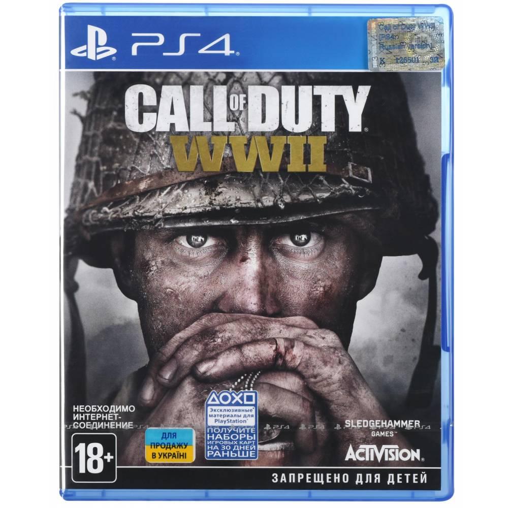 Call of Duty: WWII (PS4/PS5) (Російська озвучка) (Call of Duty: WWII (PS4/PS5) (RU)) фото 2