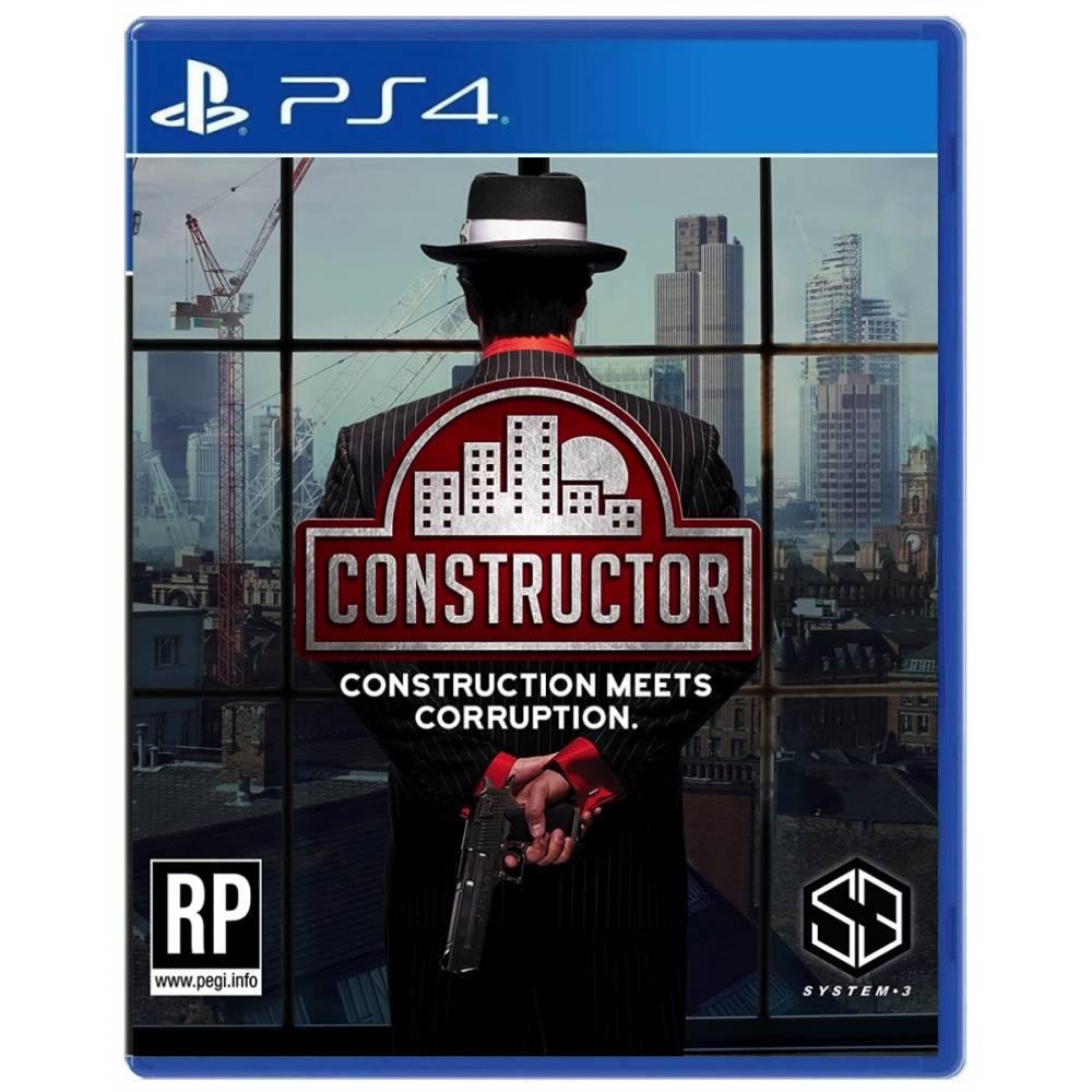 Constructor (PS4/PS5) (Английская версия) (Constructor (PS4/PS5) (EN)) фото 2