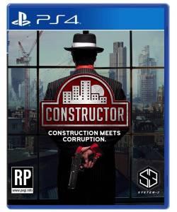 Constructor (PS4/PS5) (Английская версия)