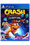 Crash Bandicoot 4: It's About Time (PS4/PS5) (Русские субтитры) (Crash Bandicoot 4: It's About Time (PS4/PS5) (RU)) фото 2