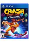 Crash Bandicoot 4: It's About Time (PS4/PS5) (Російські субтитри) (Crash Bandicoot 4: It's About Time (PS4/PS5) (RU)) фото 2