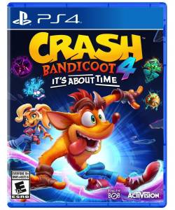 Crash Bandicoot 4: It's About Time (PS4/PS5) (Російські субтитри)