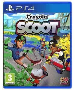 Crayola Scoot (PS4/PS5) (Английская версия)