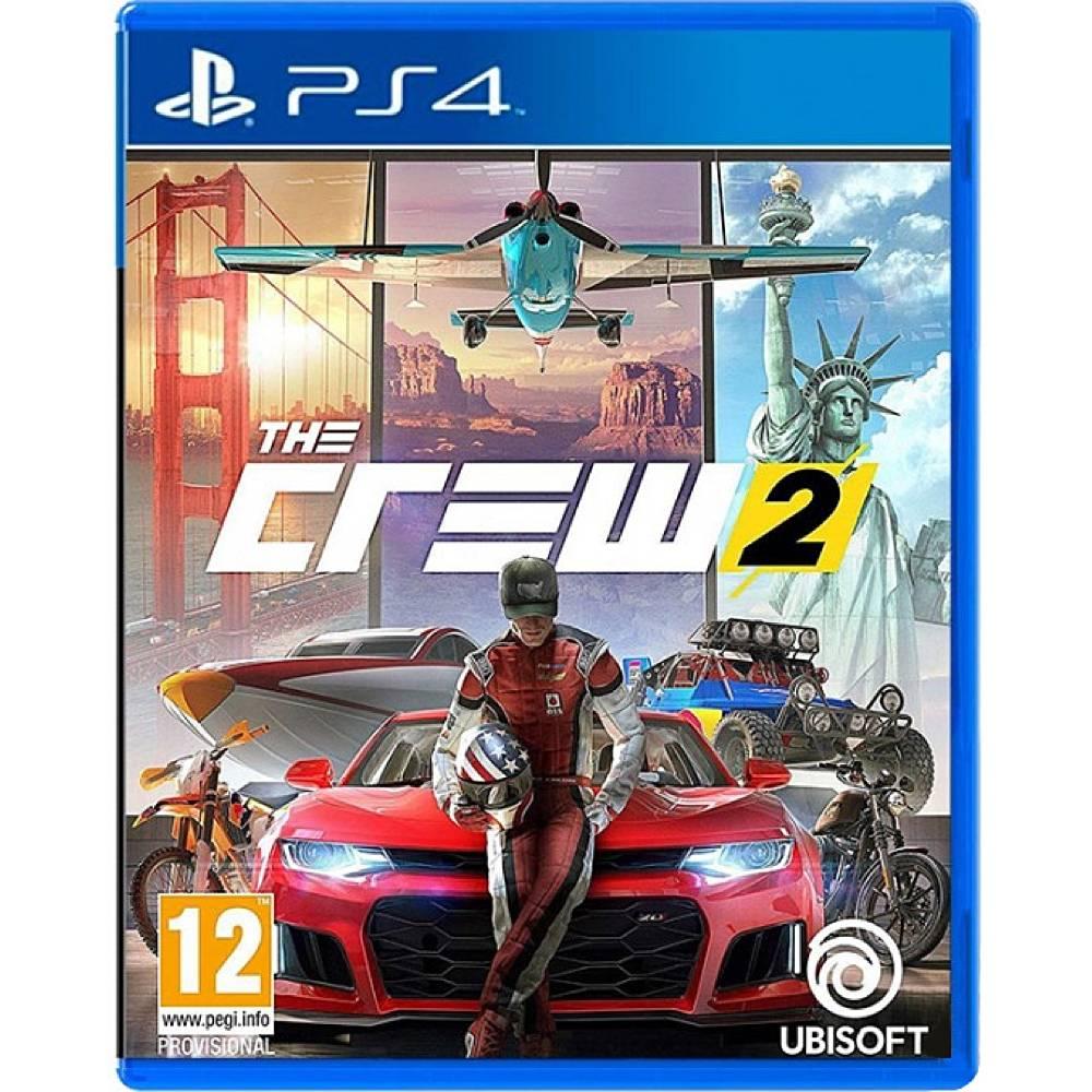 The Crew 2 (PS4) (Русская версия) (The Crew 2 (PS4) (RU)) фото 2