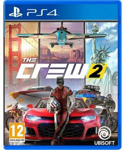 The Crew 2 (PS4) (Русская версия)