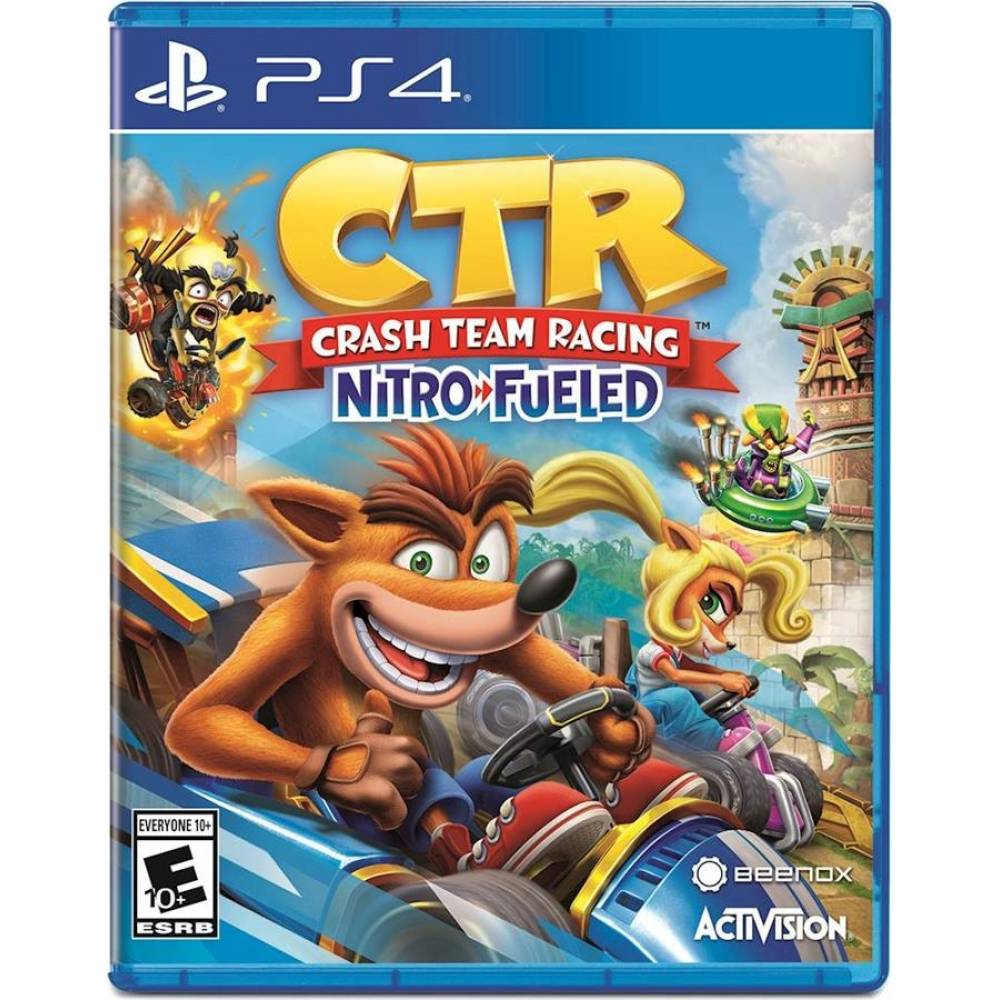 Crash Team Racing CTR Nitro-Fueled (PS4/PS5) (Английская версия) (Crash Team Racing CTR Nitro-Fueled (PS4/PS5) (EN)) фото 2