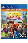 Crash Team Racing CTR Nitro-Fueled Nitros Oxide Edition (PS4/PS5) (Англійська версія) (CTR Nitro-Fueled Nitros Oxide Edition (PS4/PS5) (EN)) фото 2