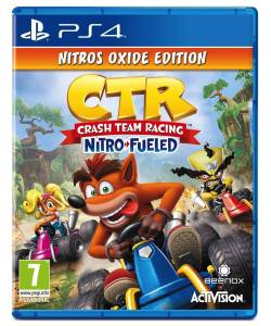 Crash Team Racing CTR Nitro-Fueled Nitros Oxide Edition (PS4/PS5) (Англійська версія)