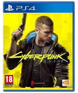 Cyberpunk 2077 (PS4) (Русская версия)