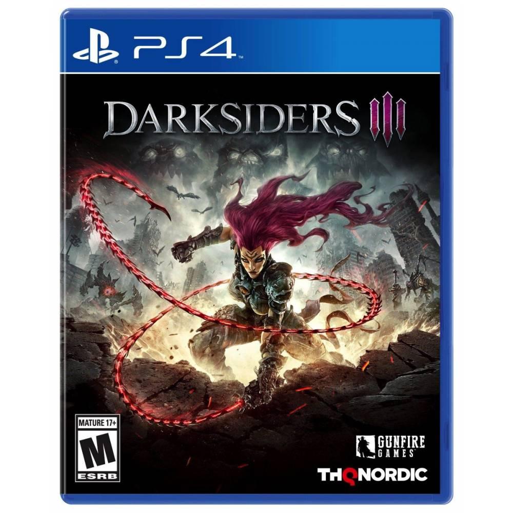 Darksiders III (PS4/PS5) (Російські субтитри) (Darksiders III (PS4/PS5) (RU)) фото 2