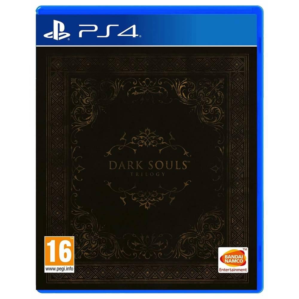 Dark Souls Trilogy (PS4/PS5) (Російські субтитри) (Dark Souls Trilogy (PS4/PS5) (RU)) фото 2