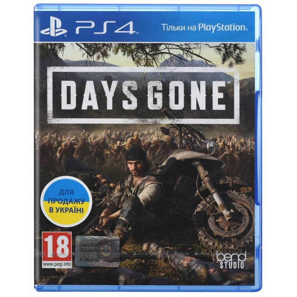 Days Gone (Жизнь после) (PS4/PS5) (Русская озвучка) (Days Gone (PS4/PS5) (RU)) фото 2