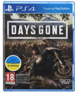 Days Gone (Жизнь после) (PS4) (Русская версия)