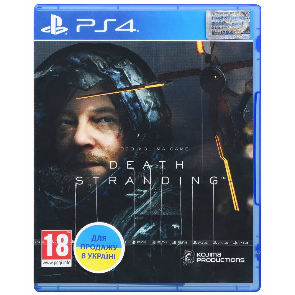 Death Stranding (PS4/PS5) (Русская озвучка) (Death Stranding (PS4/PS5) (RU)) фото 2