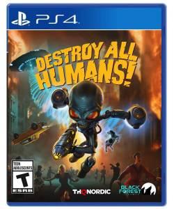 Destroy All Humans! (PS4/PS5) (Російські субтитри)