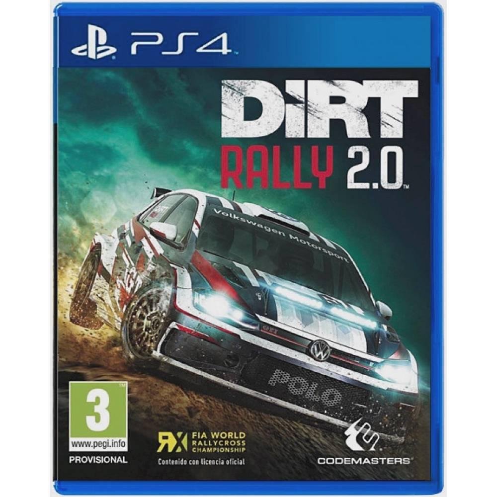 DiRT Rally 2.0 (PS4) (Русская версия) (DiRT Rally 2.0 (PS4) (RU)) фото 2