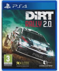 DiRT Rally 2.0 (PS4) (Русская версия)