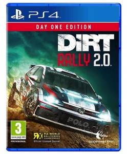 DiRT Rally 2.0 Day One Edition (PS4/PS5) (Английская версия)