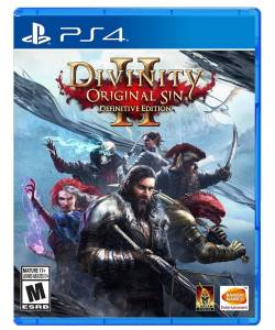 Divinity: Original Sin 2 – Definitive Edition (PS4/PS5) (Російські субтитри)